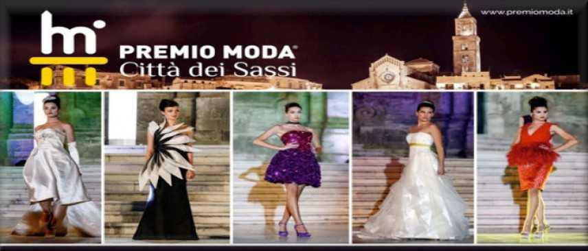 """Premio moda """"Citta"""" dei sassi"""": Moda, musica, cultura, territorio, eccellenze"""