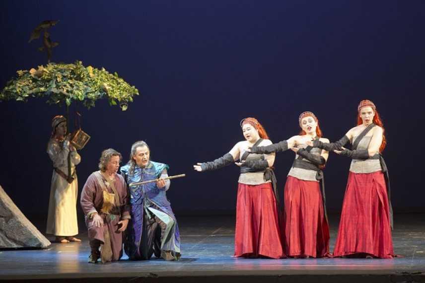 """Successo per """"Il Flauto Magico"""" al Teatro Lirico di Cagliari"""