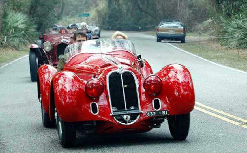La 500 Miglia a Trento: le auto d'epoca faranno tappa al MUSE