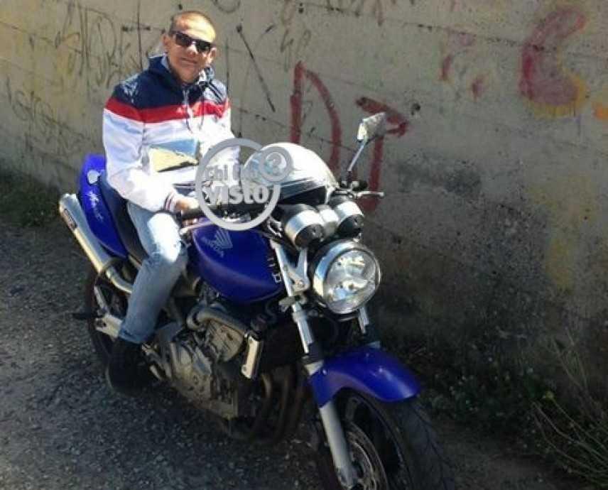 Ritrovata la moto di Gabriele De Tursi, scomparso nel nulla il 5 giugno 2013