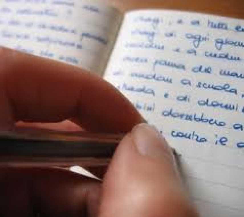 Le patologie della tiroide influenzano il modo di scrivere