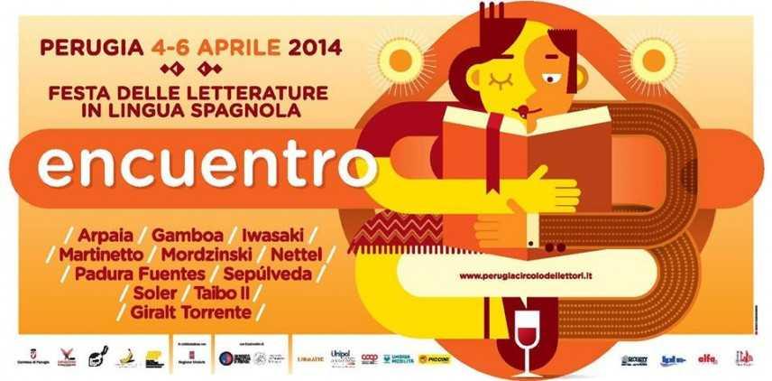 """Perugia: I edizione di """"Encuentro-Festa delle letterature in lingua spagnola"""""""