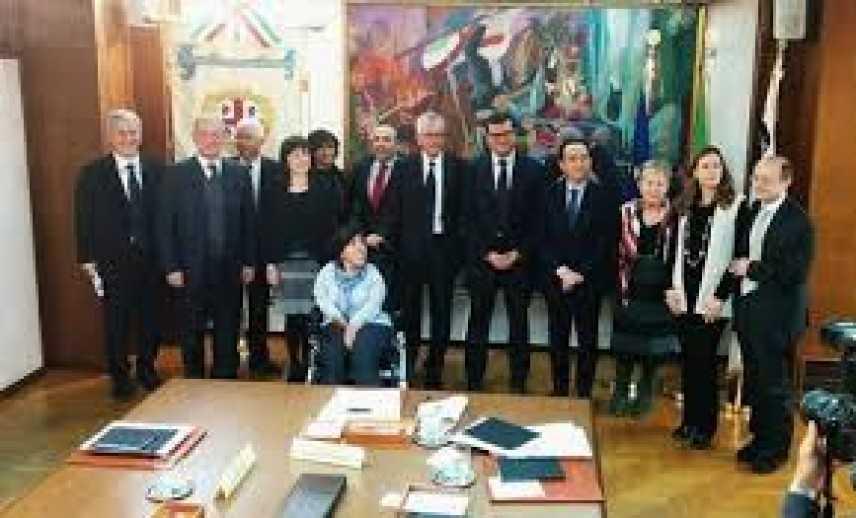 Presentata la Giunta Pigliaru, giovedì la prima Assemblea del nuovo Consiglio