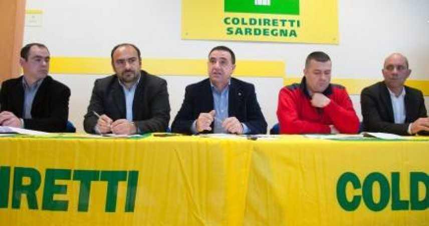Sardegna, Coldiretti lancia l'allarme malattie negli allevamenti e chiede l'intervento della Regione