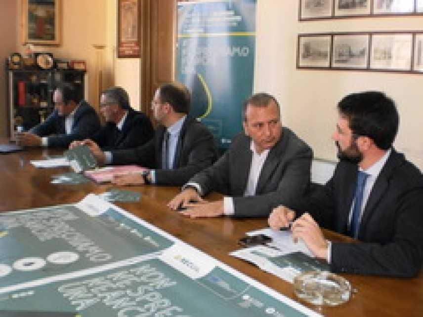 Castrovillari: presentato in Comune il progetto Recoil