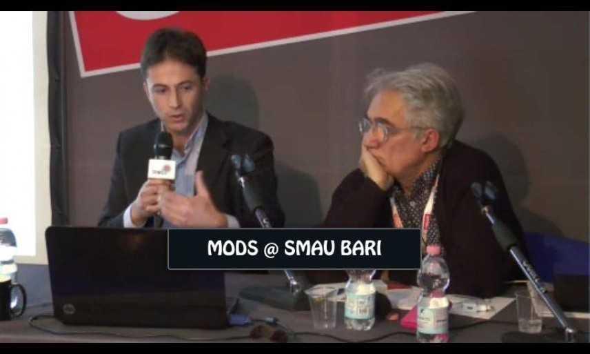 """""""Mods"""" tra i Living Lab a SMAU-Bari 2014"""