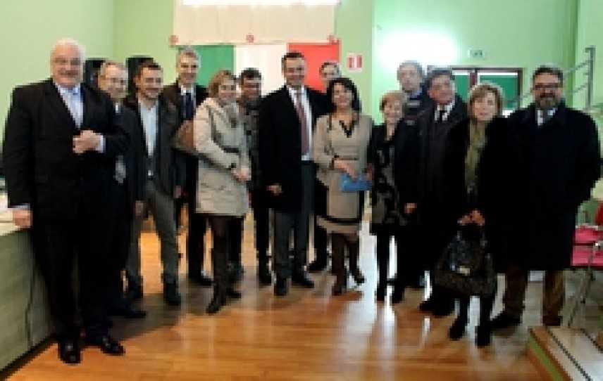 Progetto scuola-lavoro tra l'ANIV Calabria e l'istituto Da Vinci di Cosenza
