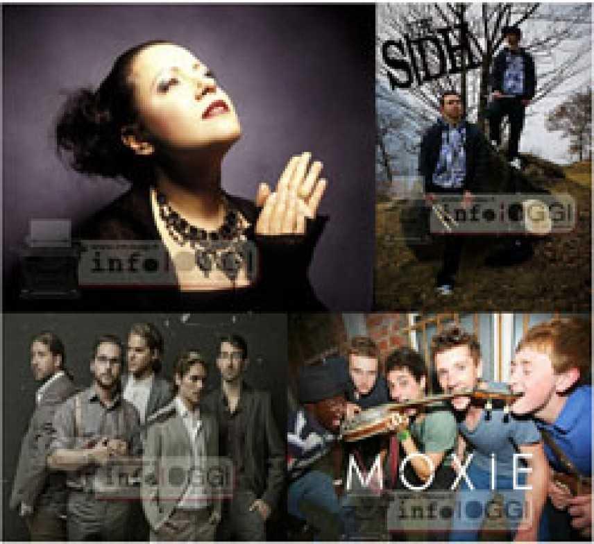 Vo' on the Folks 2014 con Antonella Ruggiero, Maurizio Camardi, The Sidh, Sondorgo e Moxie