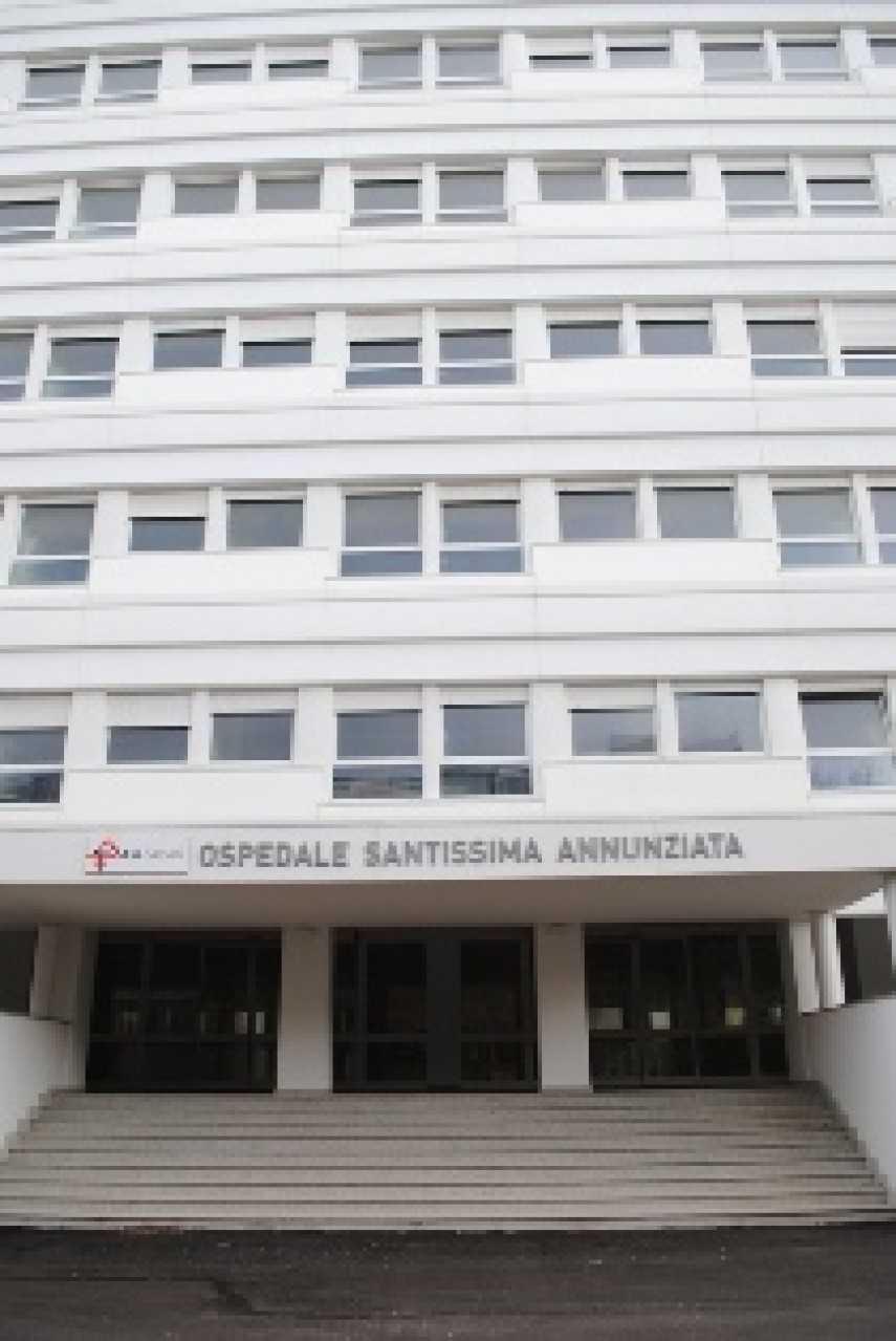 Sanità, inaugurata a Sassari nuova ala dell'ospedale Santissima Annunziata