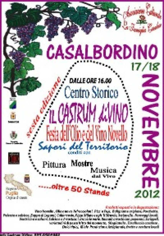 Castrum diVino: il buon vino e la tradizione di Casalbordino