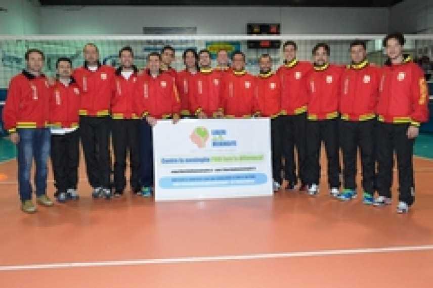 La Pallavolo Messina sostiene il Comitato Nazionale contro la meningite