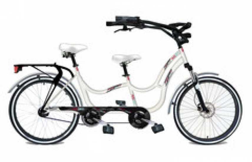 Hugbike: la prima bici solidale che si guida da dietro con un abbraccio