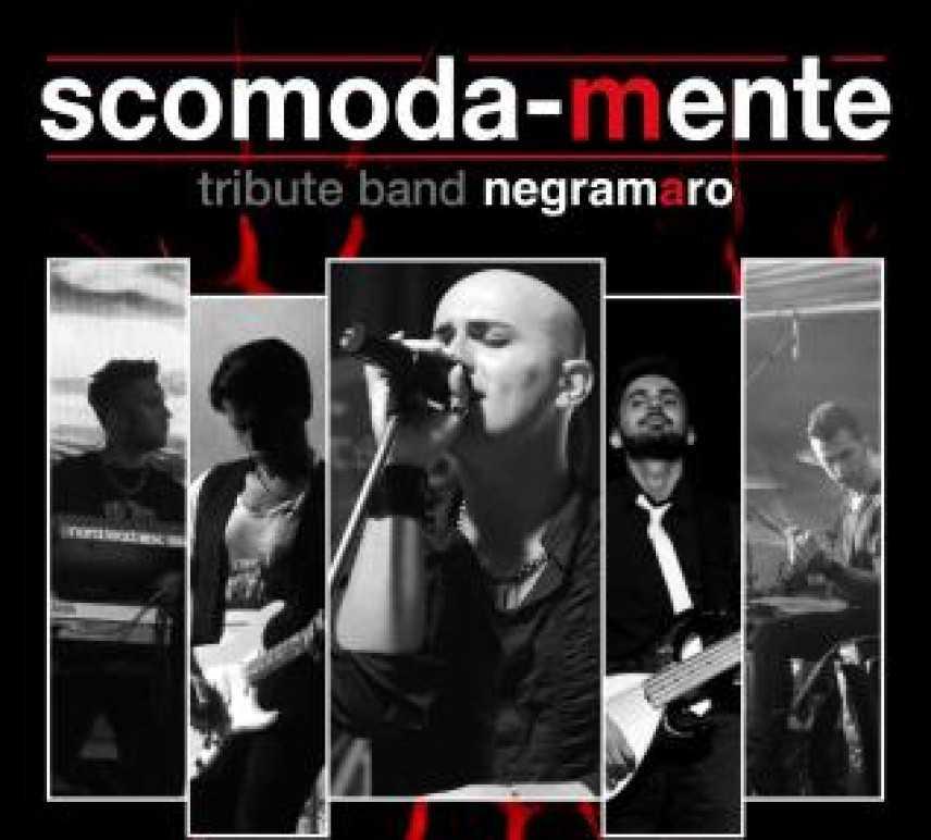 SCOMODA-MENTE: TributeBand NEGRAMARO. Il Birrbante musicheggia di salento.
