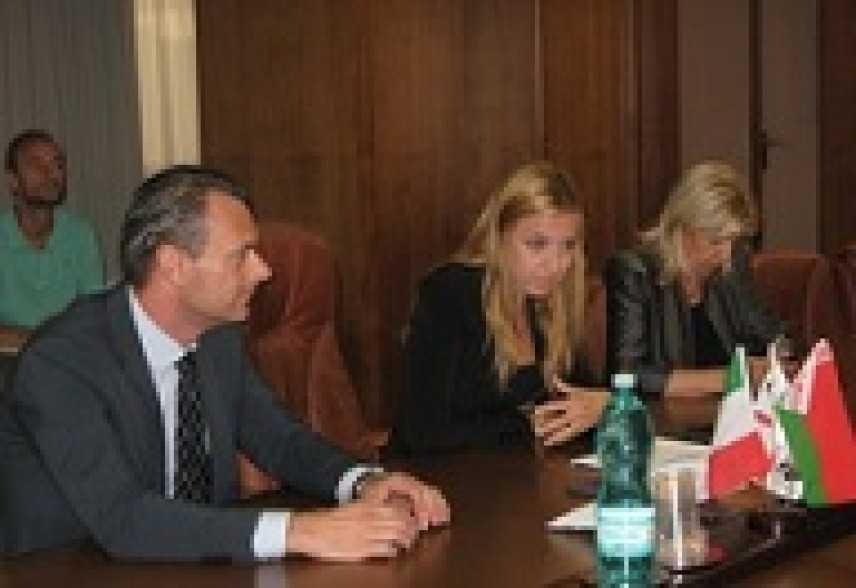 Ministero Istruzione Delegazione Bielorussa visita la  Sardegna