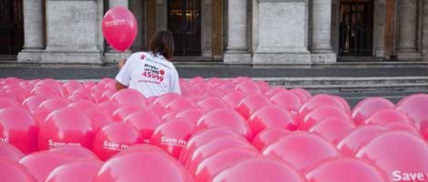 Calcio: dal 18 ottobre il Palloncino Rosso, simbolo della Campagna Every One, in tutti gli stadi