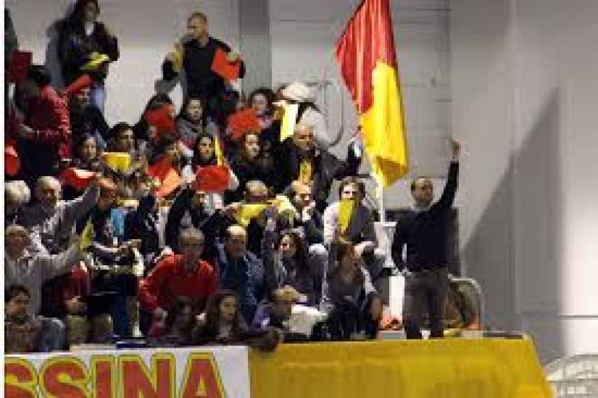 Pallavolo Messina - Debutto in Coppa Sicilia