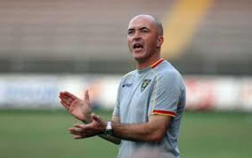 """Lecce, Lerda: """"Ripartire dalla prestazione con il Barletta"""""""