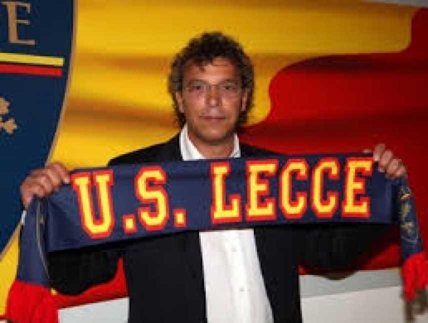 """Lecce, Moriero: """"Serve solo una vittoria"""""""