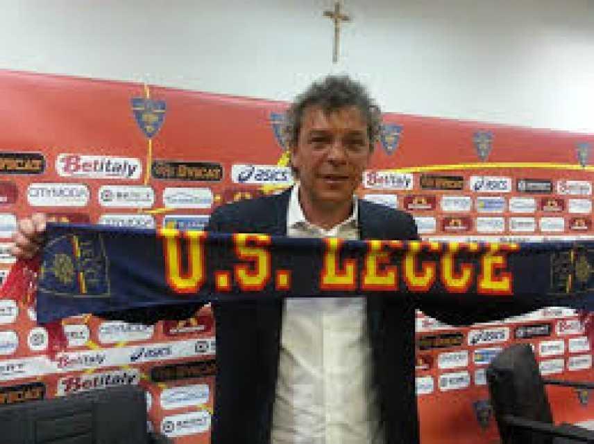 """Lecce, Moriero: """"Voglia di rivincita"""""""