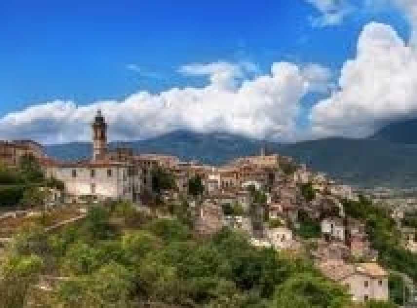 Domani la presentazione di Chiodi per i Borghi più belli d'Italia