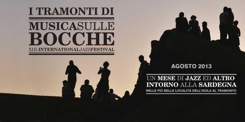 Musica al tramonto: la Sardegna testimonial jazz per Tramonti di Musica e Musica sulle Bocche