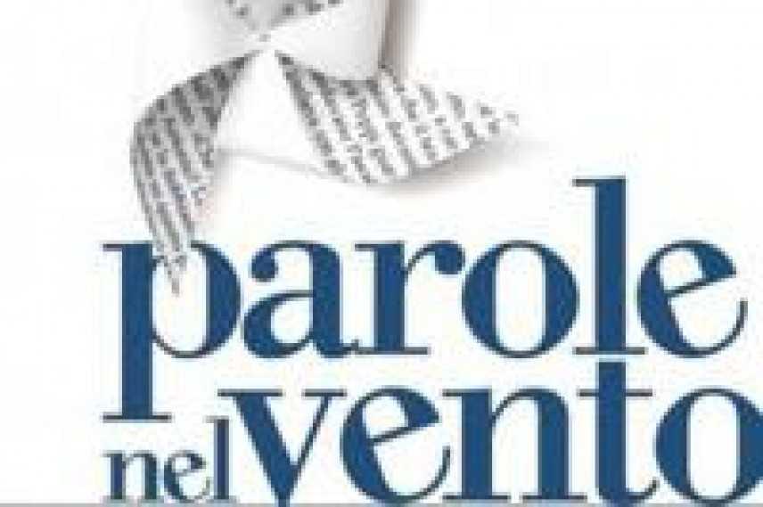 Aperti i termini di partecipazione del premio letterario Parole nel Vento IV edizione
