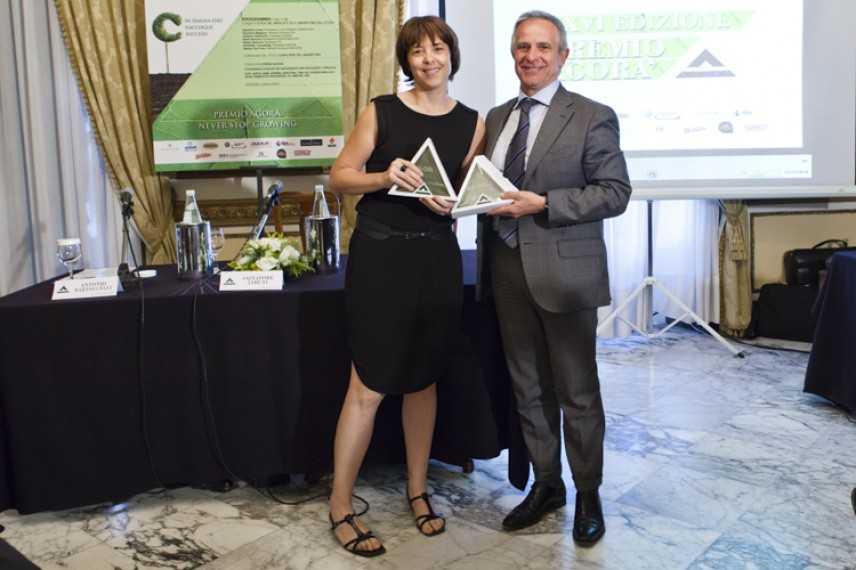 CERAMICS OF ITALY vince il Premio Agorà Argento Nazionale