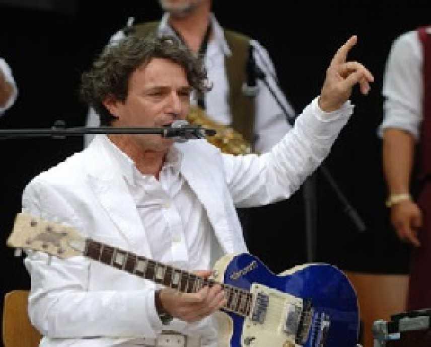 Goran Bregovic in concerto al Festival Duni nel Parco del Castello