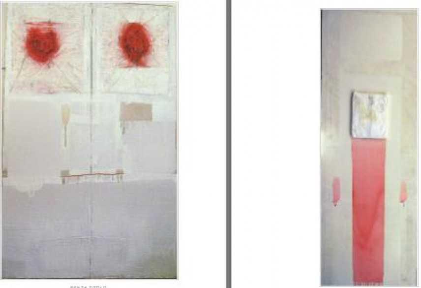 """Morti bianche"" - mostra d'arte contemporanea di Gianluca Leva"