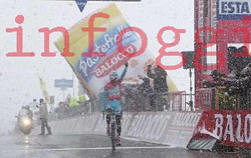 Giro d'Italia 2013, Vincenzo Nibali vince la 20^ tappa [VIDEO]
