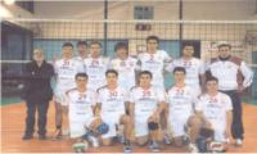 Pallavolo Messina: l'under 17 alla finale regionale