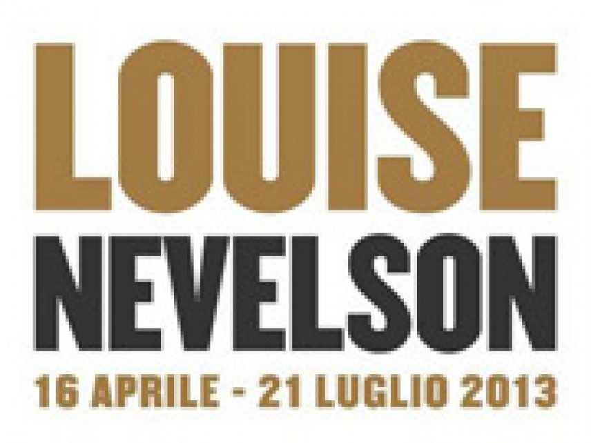Louise Nevelson  - Omaggio all'Universo
