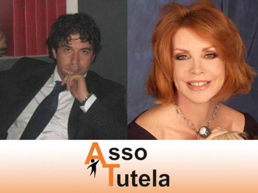 La befana al Policlinico Umberto I - Mandelli di Roma con Marina Ripa di Meana e Assotutela