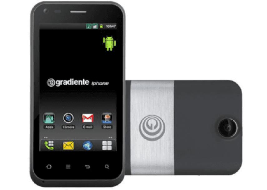 Dal Brasile arriva il primo iPhone con Android