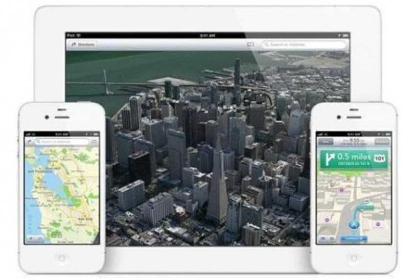 Le mappe di Google tornano sui dispositivi Apple