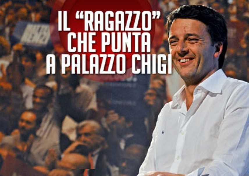 """Primarie Pd, Renzi attacca Bersani: """"Ha dato potere ad Equitalia"""""""