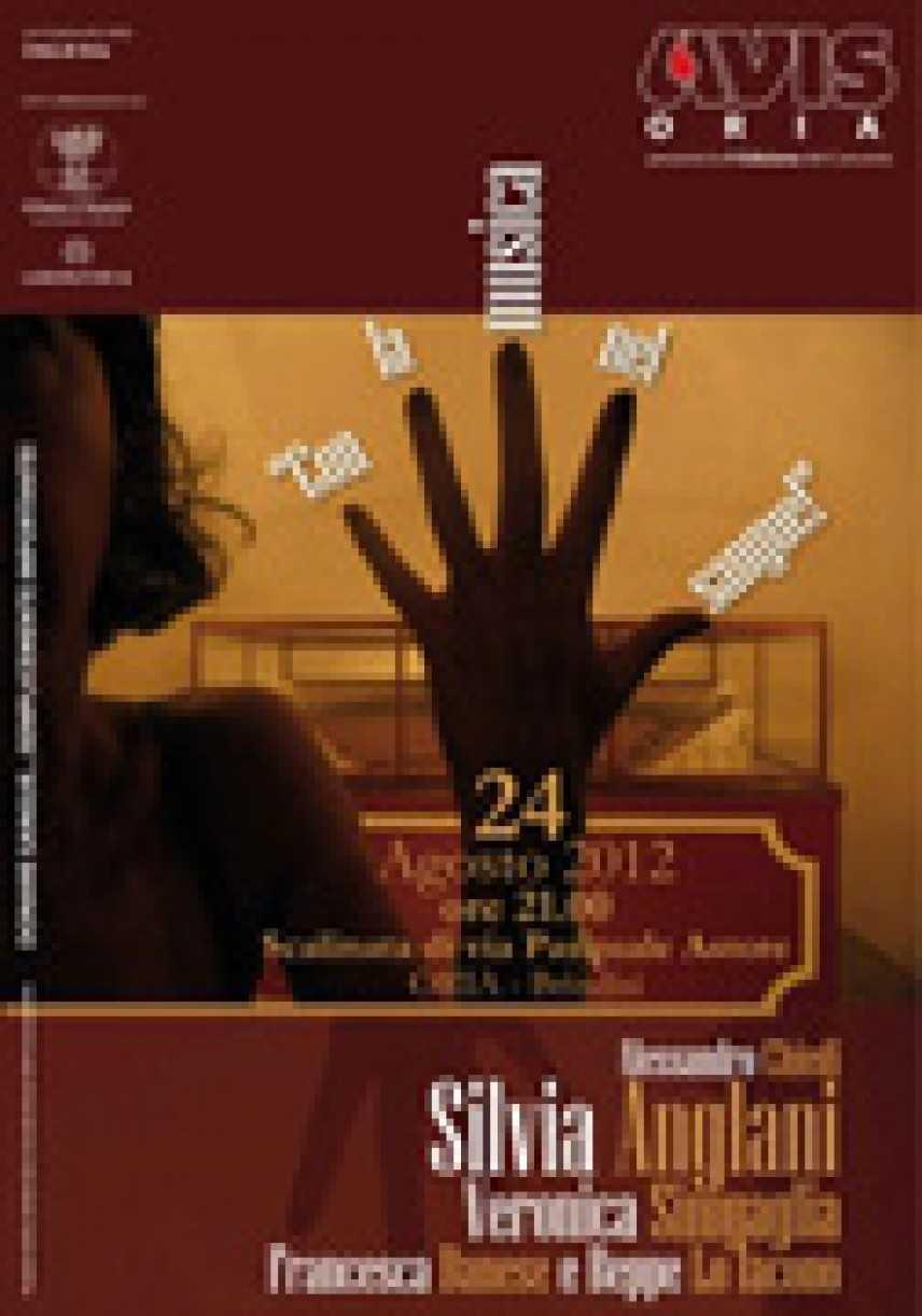 """Concerto """"Con la musica nel sangue"""" - Oria, 24 agosto 2012"""