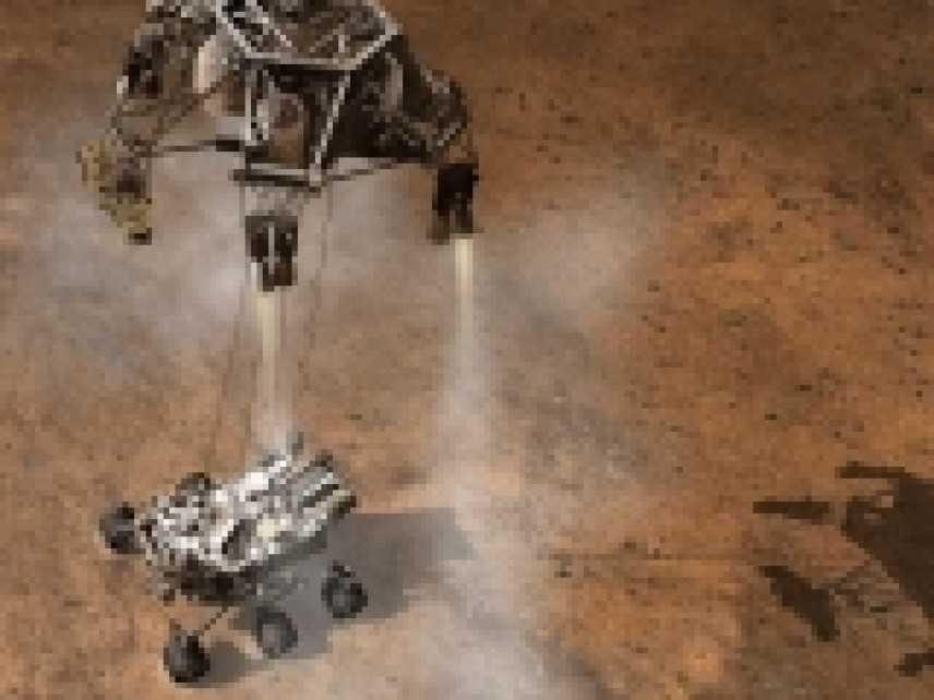Lancio verso Marte del rover Curiosity