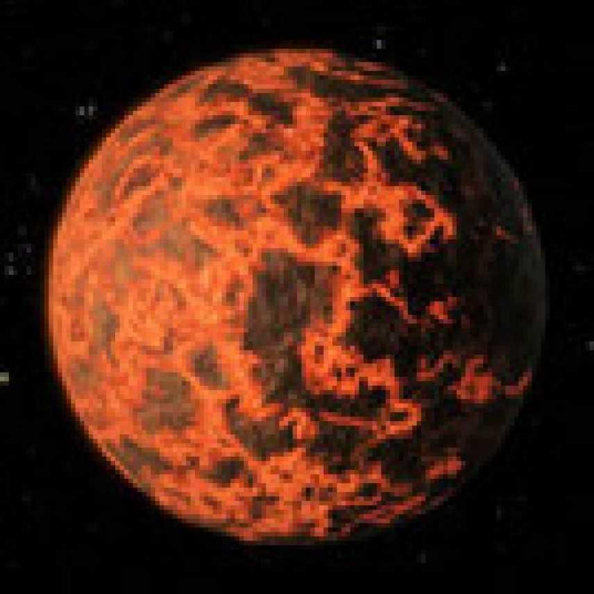 Scoperto un esopianeta piu' piccolo della terra