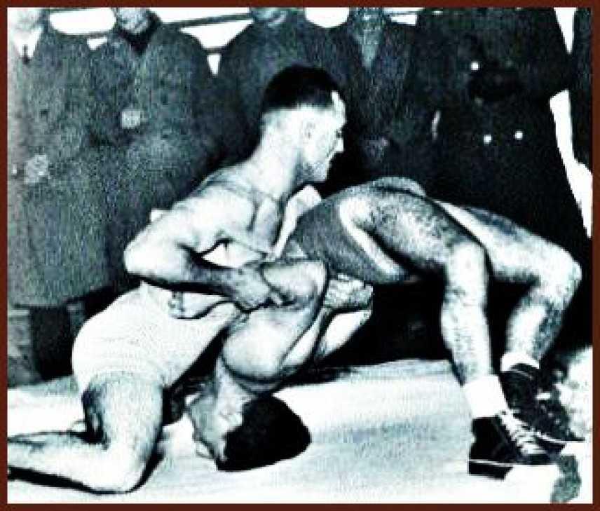 Mostra olimpica  dedicata a Pietro Lombardi