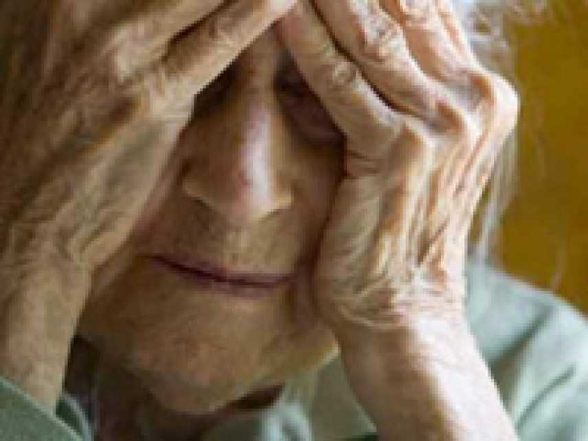 Demenza senile: fenomeno di massa?