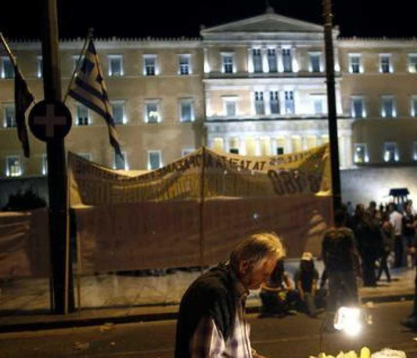 Diretta dalla Grecia:il piano austerity passa. è maggioranza