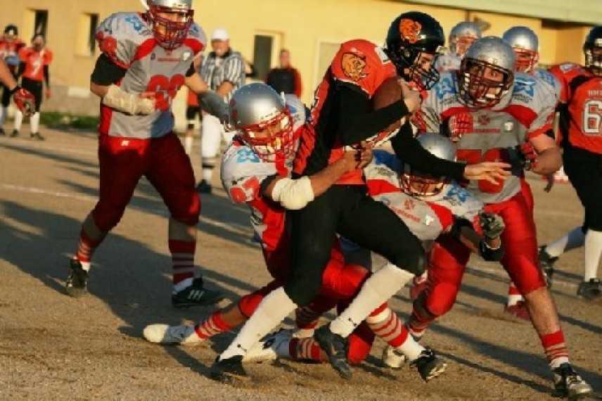Crusaders Cagliari, finisce l'High School di Football Americano con un'altra sconfitta
