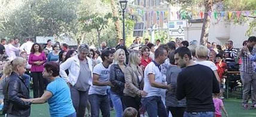 Miracolo a Sanremo:perfetta l'integrazione tra italiani e romeni