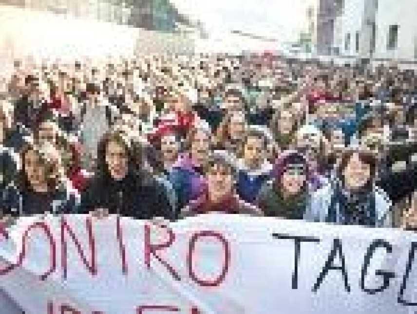 """""""Pubblico è futuro"""", mobilitazione nazionale"""