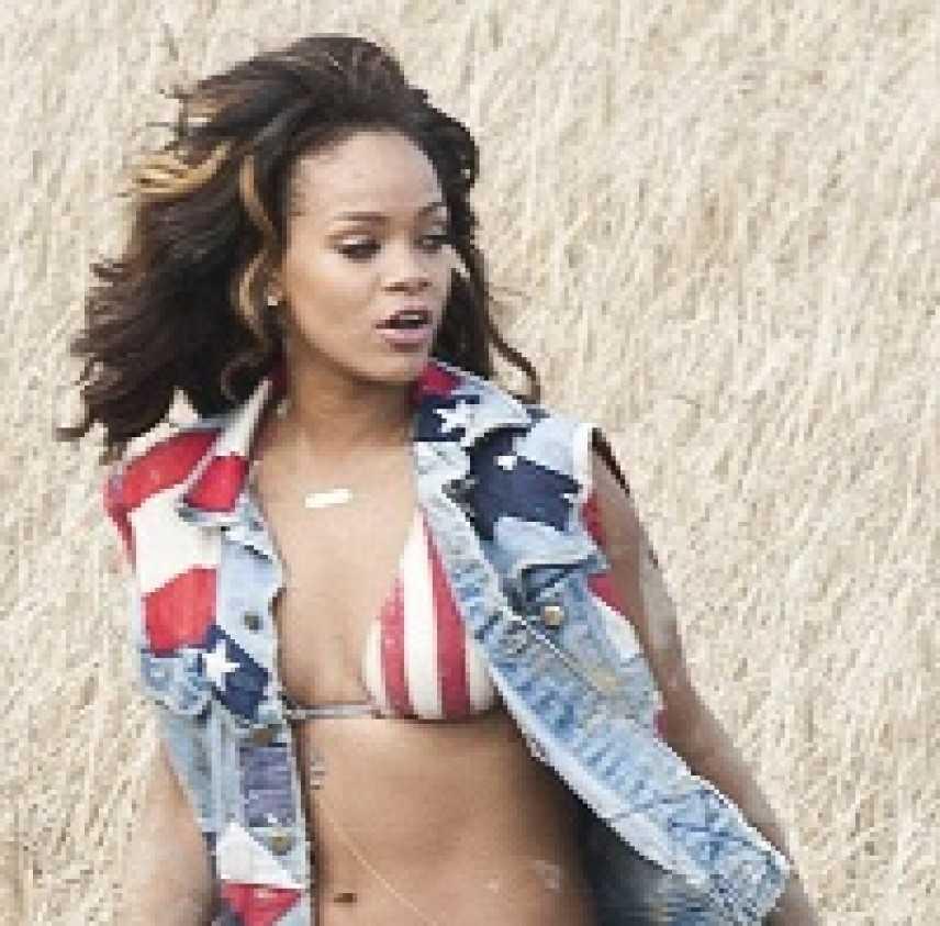 Rihanna cacciata dal set del suo ultimo videoclip