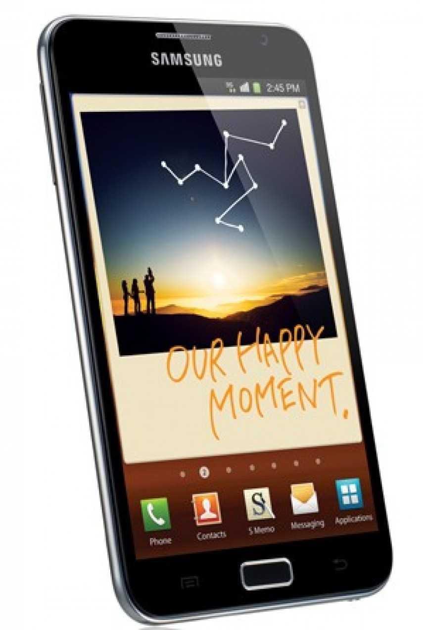 Samsung Galaxy Note...