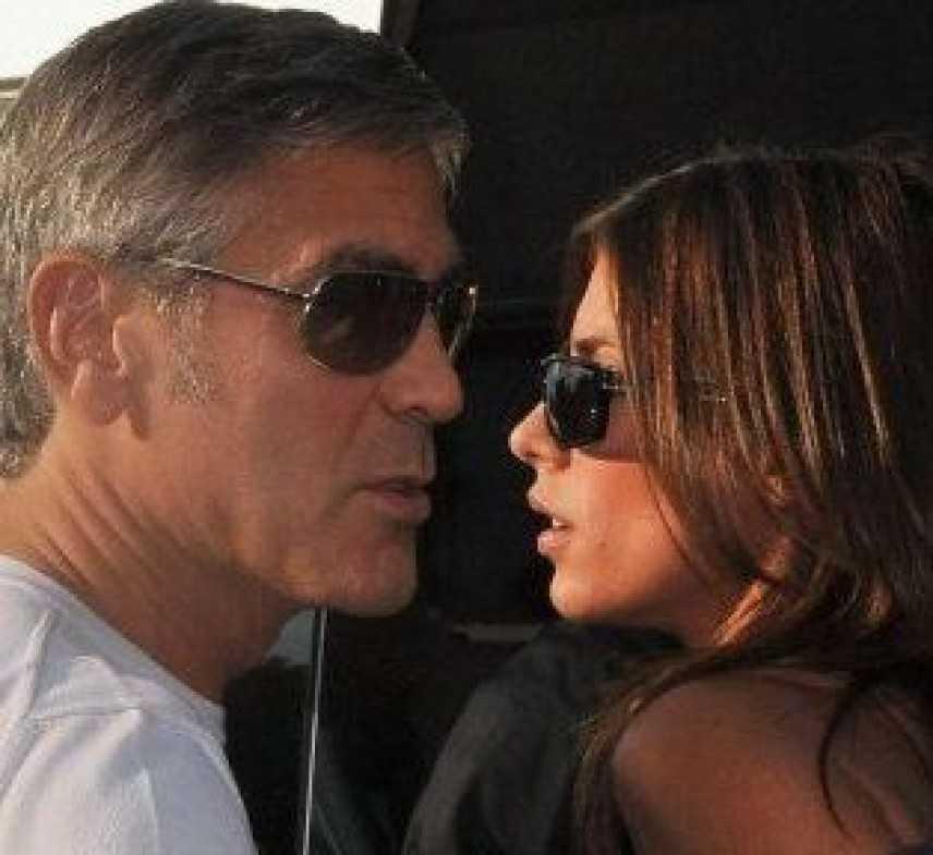 Canalis e Clooney si dicono addìo dopo 2 anni insieme