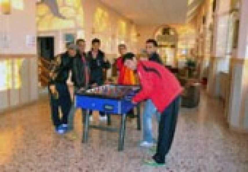 25 giovani tunisini accolti dai Salesiani di Gualdo Tadino