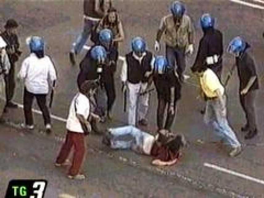 Definitiva la prima condanna ai poliziotti che compirono violenze durante il G8 di Genova